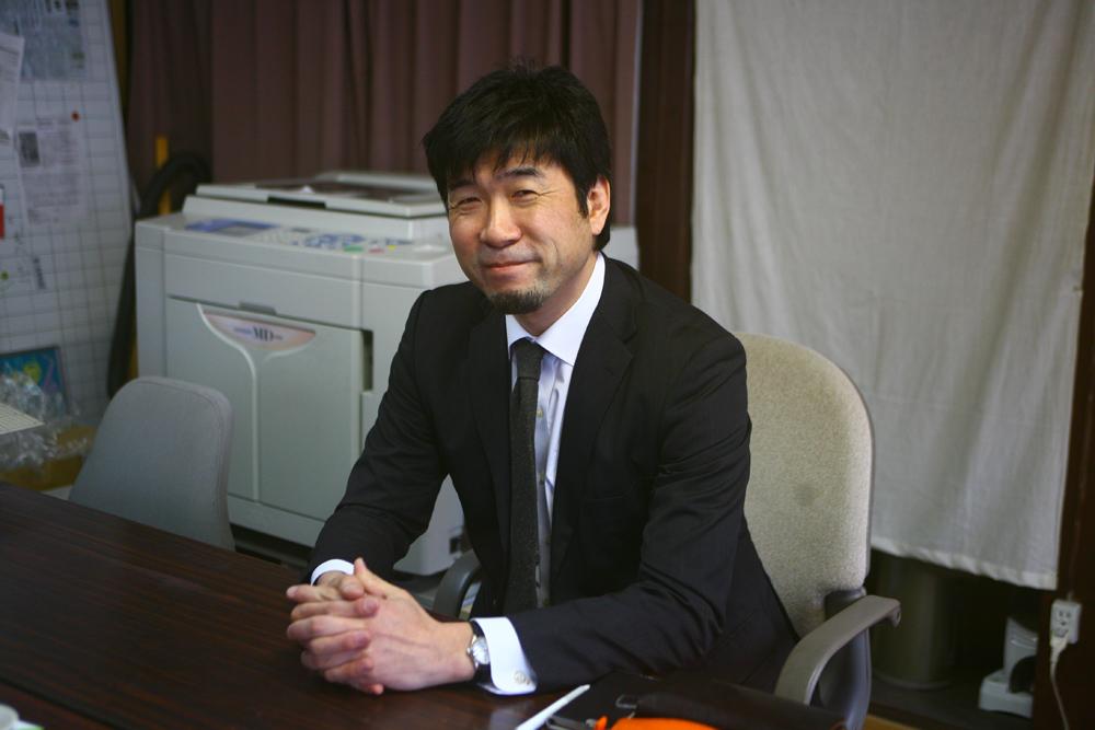 市内で新聞店を営む宮澤勝彦さん