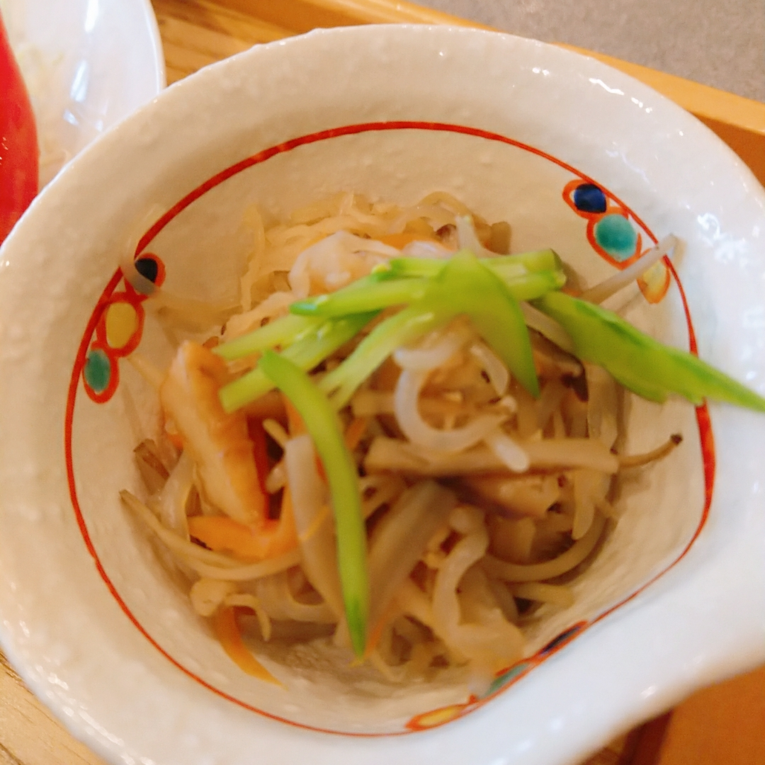 根菜の炒め煮